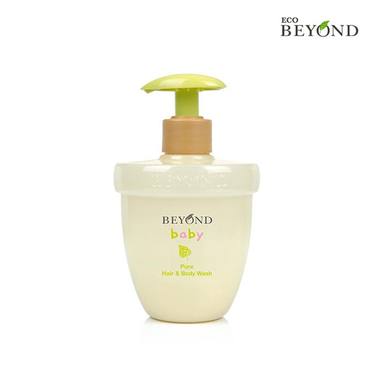 BEYOND Baby Pure Hair & Body Wash 350ml