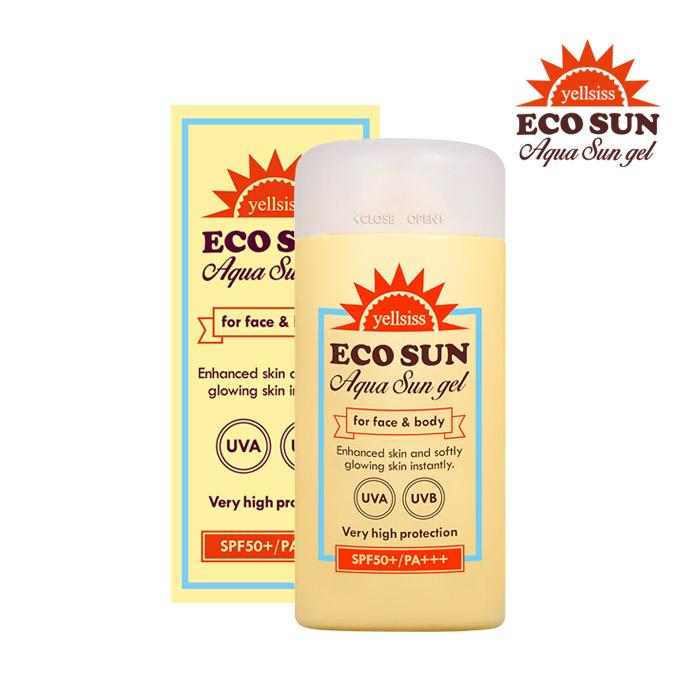 Elsys Eco Line AQUA sun gel 70ml