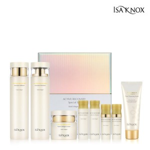 ISA KNOX Active Recovery Special Gift Planning
