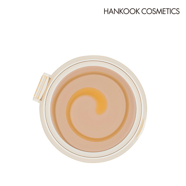 Korean Cosmetics F & C Cover Honey Cover Fact 21 (Refill)
