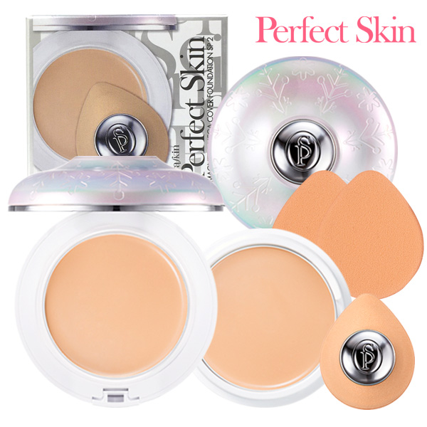 Perfect Skin Magnetics Mega Cover foundation6 No. 21 / No. 23 (package)