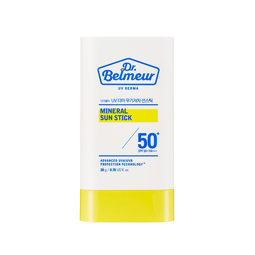 [The Face Shop] Dr. Belmer UV Dumma Weapon Car Sun stick SPF50 + PA +++