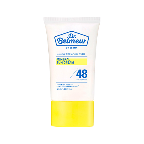 [The Face Shop] Dr. Belmar UV Dumma Weapon Car Sunscreen SPF48 PA +++