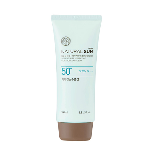 [The Face Shop] Natural Sun Echo Fiji Catch Moisture Line SPF50 + PA +++ (100ml)
