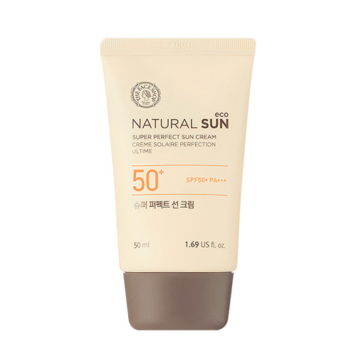 [The Face Shop] Natural Sun Echo Super Perfect Sun Cream SPF50 + PA +++