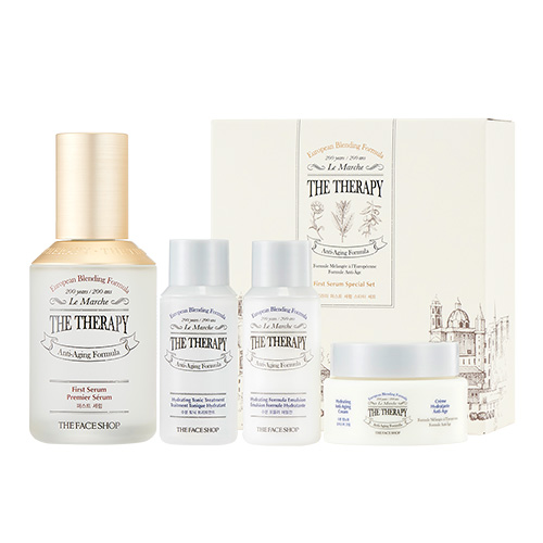 [The Face Shop] The Therapy First Serum Starter Set