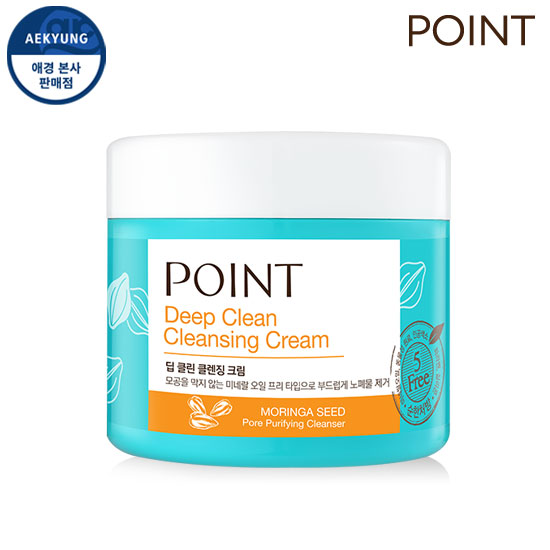 Point Deep Clean Cleansing Cream 300ml