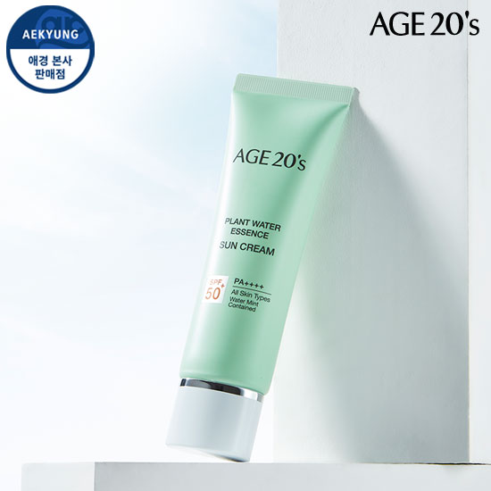 Age-Teenness Plant Water Sunscreen 50ml