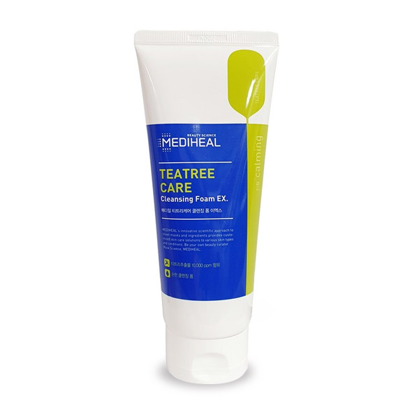 Mediheal Tea Tree Care Cleansing foam EX