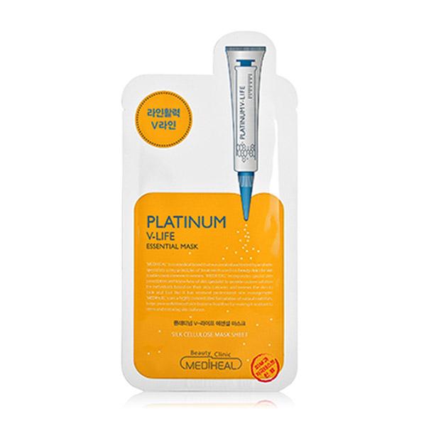 Mediheal Platinum V-Life Essential Mask (EX)