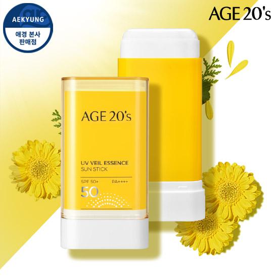 Age to Wenis UV Veil essence Sun stick SPF50 + / PA ++++