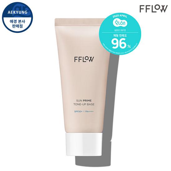 Flow Sun Prime Tone Up base SPF50 + / PA ++++