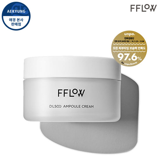 Flow oil water ampoule cream 50ml
