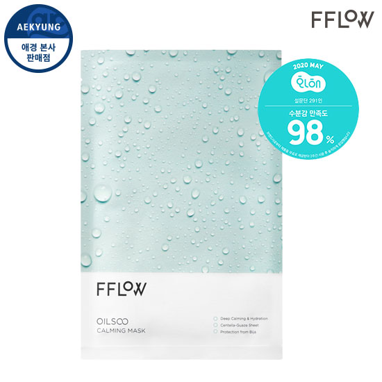 Flow Oily Calm Moisture mask 1 piece