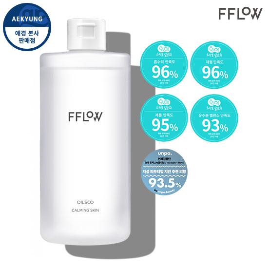 Flow Oil Water BIG Calming Skin 400ml