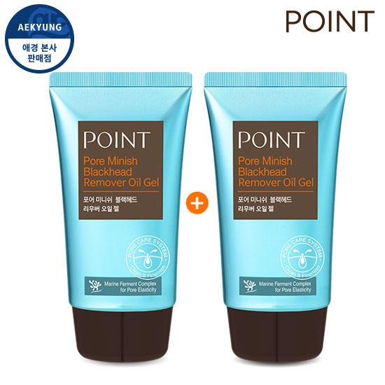 [1 + 1] Point Pore Minish Blackhead Remover Oil Gel 60ml