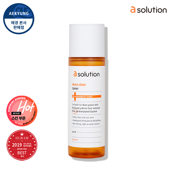Asolution Akne Clear Toner 150ml